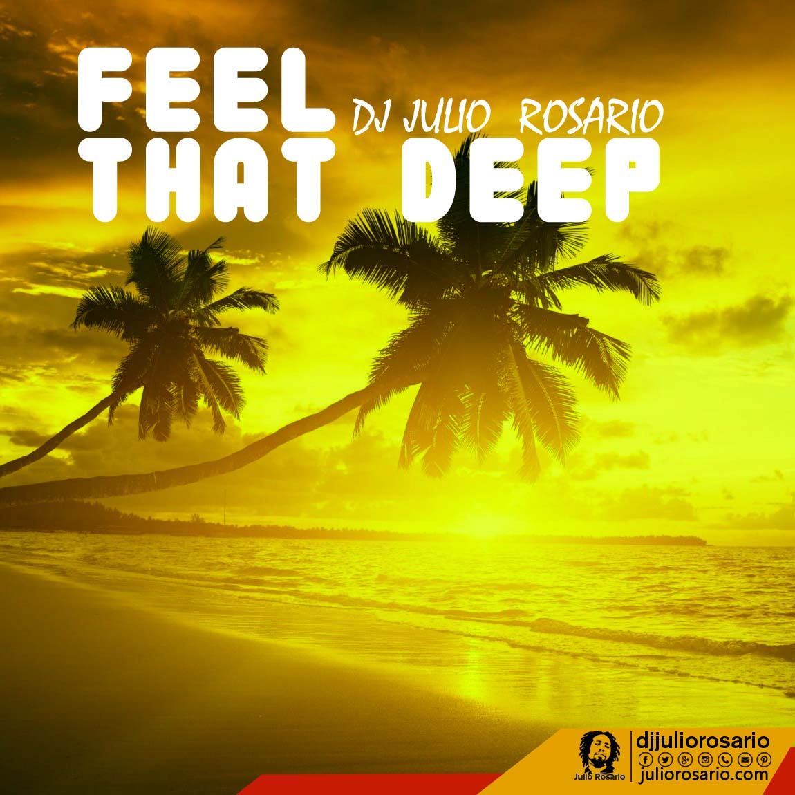 Feel that deep mix Dj Julio Rosario