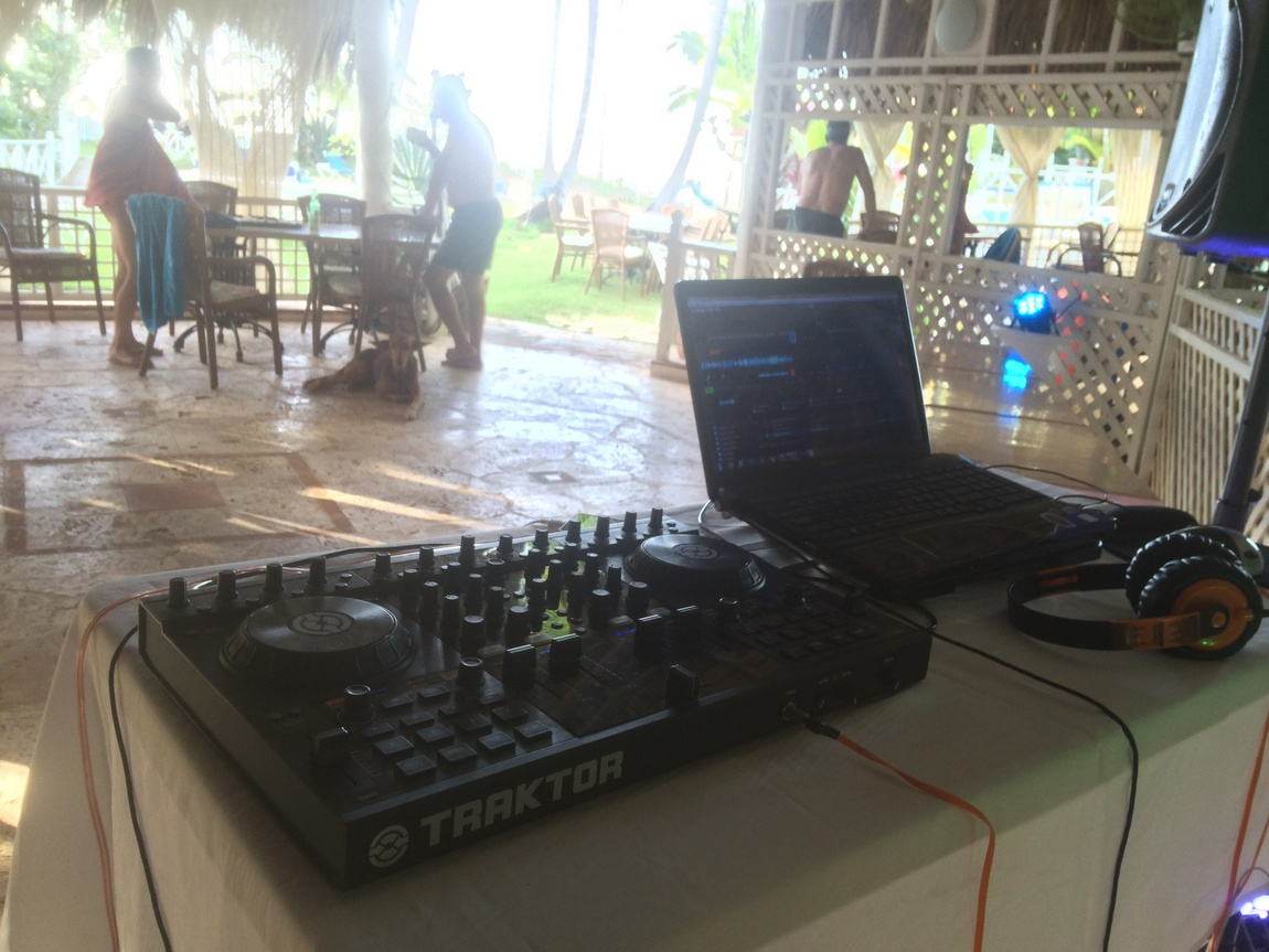 Private package dj events (50 person max)