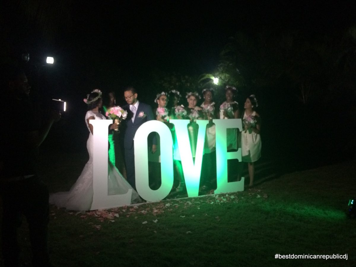 Dominican Republic Destination Wedding, best Dominican Dj
